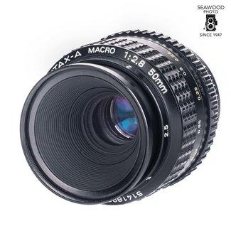 Pentax Pentax-A SMC 50mm f/2.8 Macro