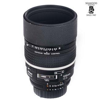 Nikon Nikon 105mm F/2 D DC