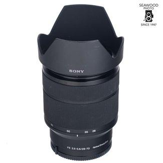 Sony Sony FE 28-70mm 3.5-5.6 Lens