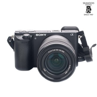 Sony Used Sony A6500 With 18-135mm Lens