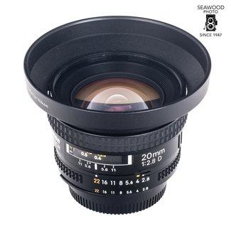 Nikon Nikon 20mm F/2.8 D