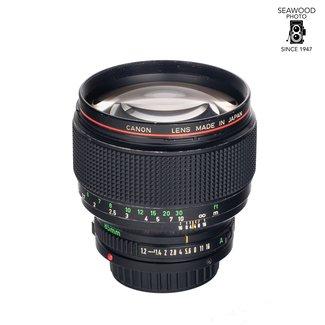 Canon Canon FD 85mm f/1.2