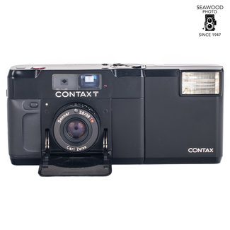 Contax Contax T With T14 Flash