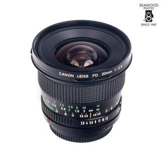 Canon Canon FD 20mm f/2.8