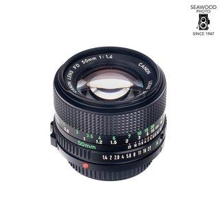 Canon Canon FD 50mm 1.4