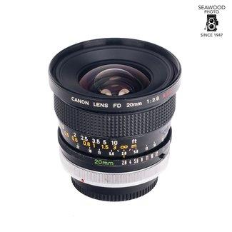 Canon Canon FD 20mm F/2.8 S.S.C