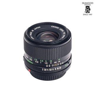 Canon Canon FD 35mm F/2