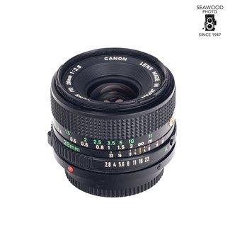 Canon Canon FD 28mm F/2.8
