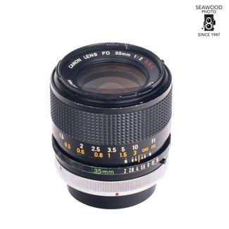 Canon Canon FD 35mm f/2 S.S.C