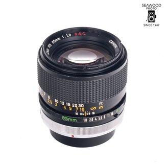 Canon Canon FD 85mm F/1.8 S.S.C