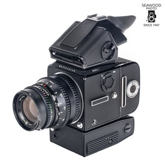 Hasselblad Hasselblad 553ELX With 120mm F/5.6 And Meter Prism