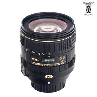 Nikon Nikon 16-80mm f/2.8-4E ED DX