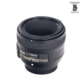 Nikon Nikon 50mm F/1.8 G DX