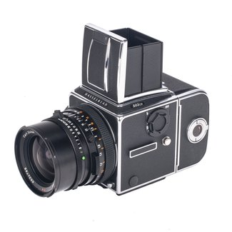 Hasselblad Hasselblad 503CW With 60mm F/3.5 And Acute Matte