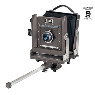 Orbit Orbit 4x5 Monorail with Ilex 165mm f/6.3 - 20% Off through March!