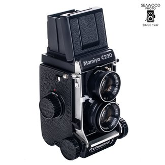Mamiya Mamiya C220 With 80mm f/2.8