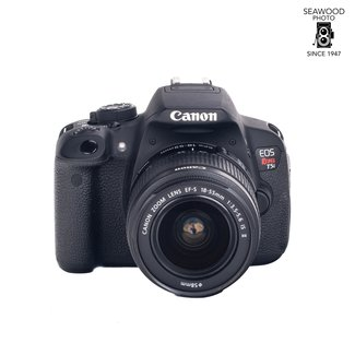 Canon Canon EOS Rebel T5i With 18-55mm