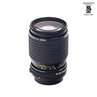 Canon Canon FD 35-105mm f/3.5-4.5 Macro