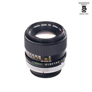 Canon Canon FD 100mm f/2.8 S.S.C.