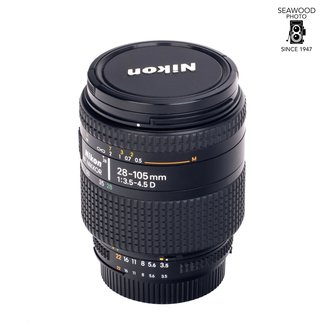 Nikon Nikon 28-105mm f/3.5-4.5 D