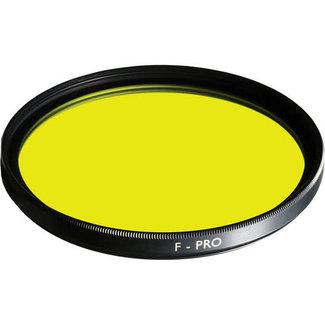 B+W B+W F-PRO 52mm Yellow Filter 022
