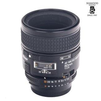 Nikon Nikon 60mm f/2.8 AF Micro