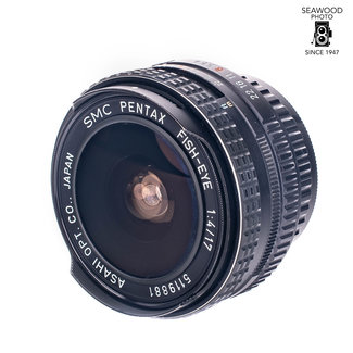 Pentax Pentax SMC 17mm F4 Fish-Eye