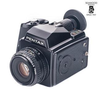Pentax Pentax 645 With 75mm f/2.8