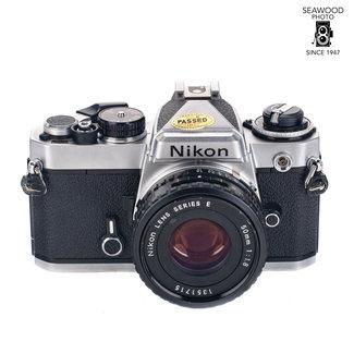 Nikon Nikon FE With 50mm f/1.8