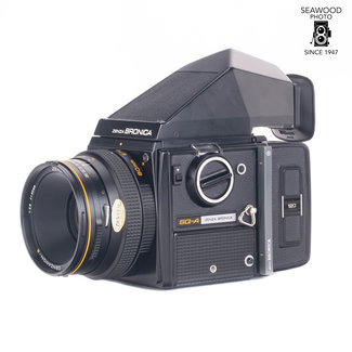 Bronica Bronica SQ-A With 80mm f/2.8