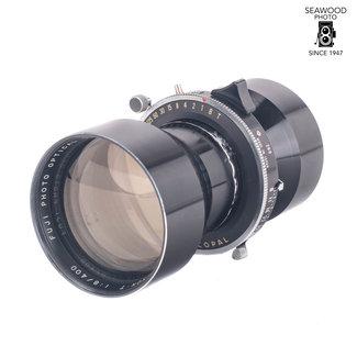 Fuji Fujinon-T 400mm f/8 in Copal 1
