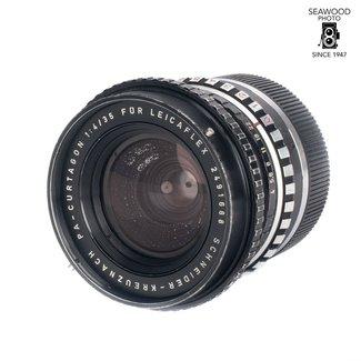 Schneider Schneider Kreuznach PA-Curtagon 35mm F/4 Shift Lens For Leicaflex