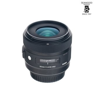 Sigma Sigma 30mm 1.4 DC for APS-C Canon