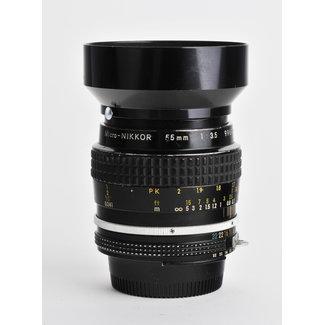 Nikon Nikon Micro Nikkor 55mm f3.5 NON AI