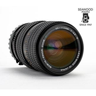 Mamiya Mamiya Sekor Zoom C 645 55-110mm f/4.5 N GOOD+