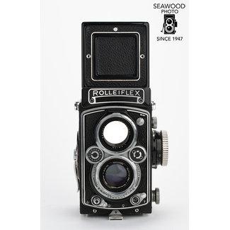Rolleiflex Rolleiflex 3.5E Type 2 CLA'd 5/27/20