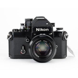 Nikon Nikon F2S with 50mm f/1.4