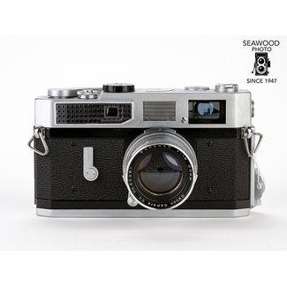 Canon Canon Model 7 RF w/50mm f/1.9 Serenar CLA'd EXCELLENT