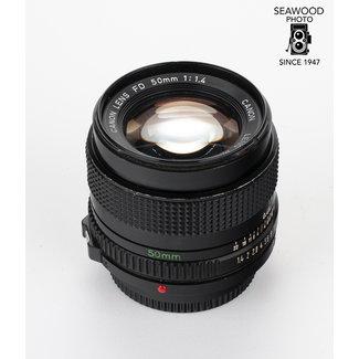 Canon Canon 50mm f/1.4 FD GOOD