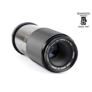 Canon Canon FD 100mm f/4 Macro GOOD