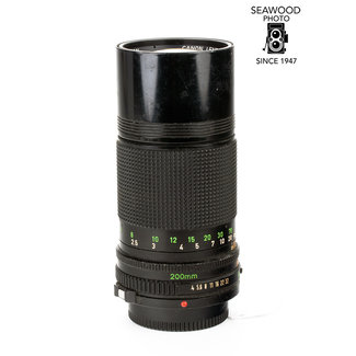 Canon Canon FD 200mm f/4 UGLY