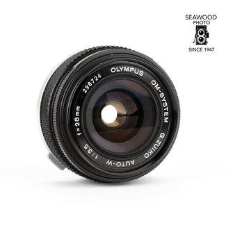 Olympus Olympus 28mm f/3.5 EX.