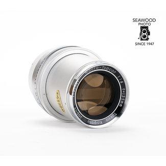 Topcon Topcon Macro-Topcor 135mm f/4 Bellows Lens EXCELLENT