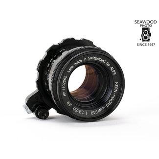 Alpa Alpa 50mm f/1.9 Macro-Switar AR with Shade GOOD