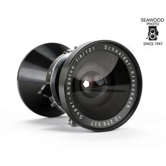 Schneider Schneider 121mm f/8 Super-Angulon in Copal-0 Shutter GOOD