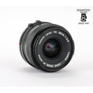 Canon Canon FD 28mm f/2.8 GOOD+