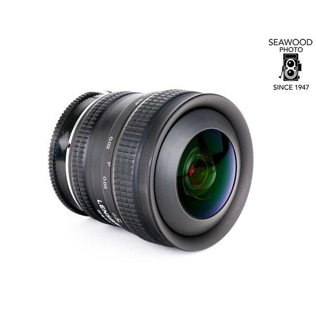 LensBaby 5.8MM  Circular Fisheye Minolta/Sony EXCELLENT