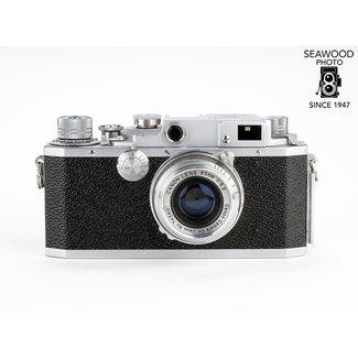 Canon IVSBII Rangefinder w/35mm f/3.2 GOOD