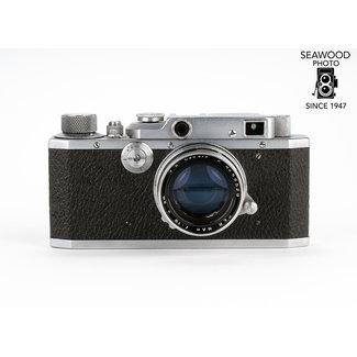Canon Canon SII Rangefinder MIOJ w/50mm f/1.9 Serenar GOOD+