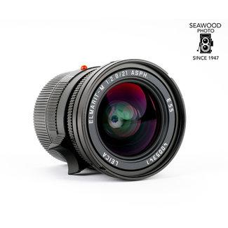 Leica Leica 21mm f/2.8 Elmarit-M ASPH 6-Bit EXCELLENT